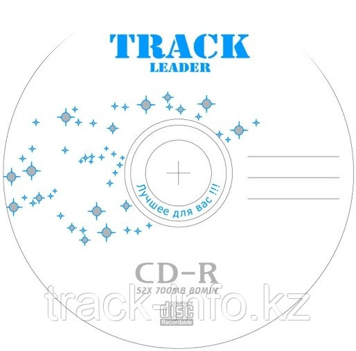 Диски CD-R LEADER