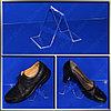 Подставка для обуви из акрила №10.