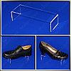 Подставка для обуви из акрила №14.