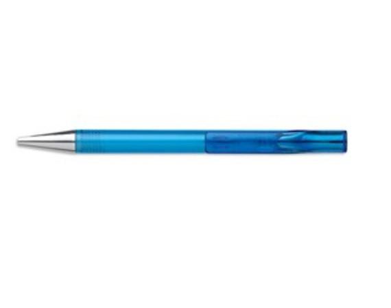 Нажимная прозрачная пластиковая ручка MARI