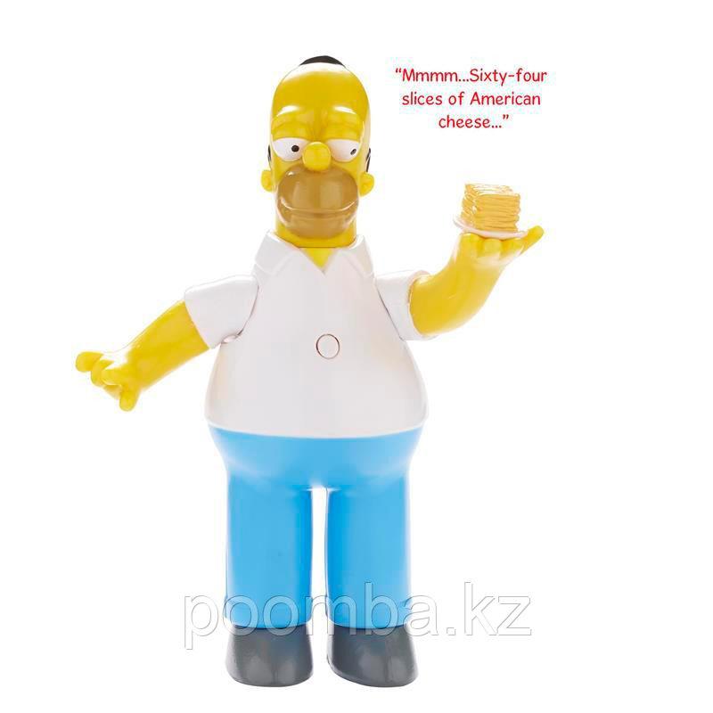 The Simpsons звуковая фигурка Гомера Симпсона  - Homer Simpson