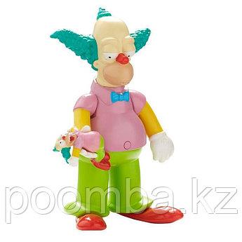 The Simpsons звуковая фигурка Клоуна Красти Krusty the Clown