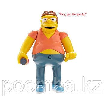 The Simpsons звуковая фигурка Барни - Barney Gumble