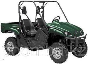 Игрушка масштаба 1:12 Yamaha Rhino 700 зеленый