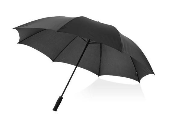 """Зонт противоштормовой 30"""". Металлические спицы, ручка EVA. Полиэстер."""