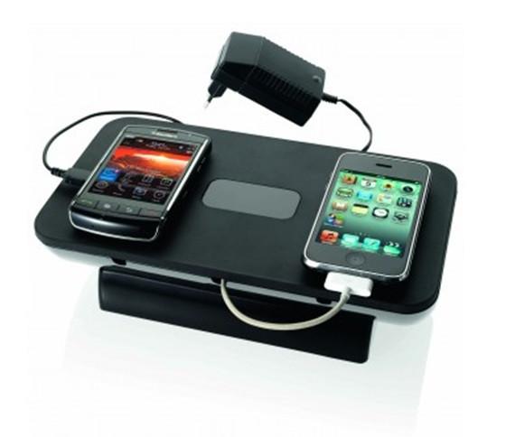 Заряжающее устройство, зарядная USB станция совместима с более чем 1500 электронных устройств
