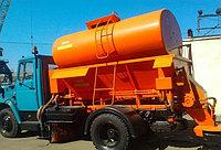 Универсальная дорожно-коммунальная машина МДК-433362 Зил