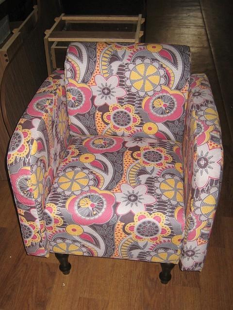 Тематические кресла маленькие