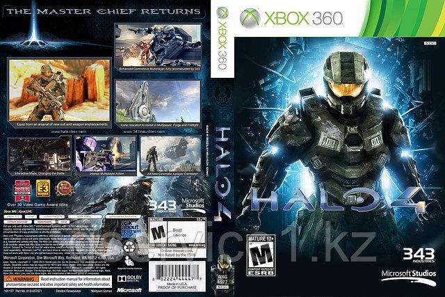 Halo 4 [2dvd]