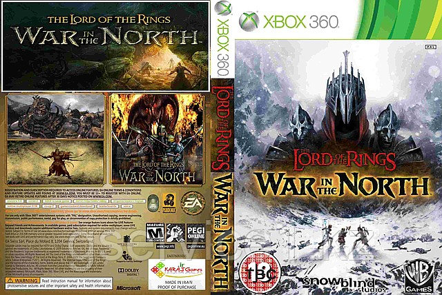Lord Of The Ring: War In The North