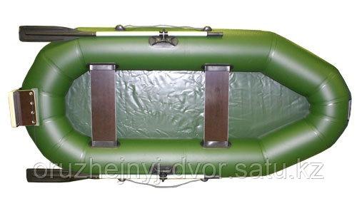 Лодка Фрегат М- 3 зел.(1210) (2 чел., 220 кг) с креплением под транец