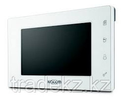 Монитор домофона цветной Kocom KCV-544 на 4 вызывных панели