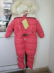 Комбинезон на каждый день зима Moncler
