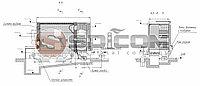 Трубная система котла КВТС-4,0