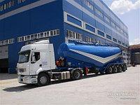 Доставка цемента и любых грузов автомобильным транспортом