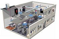 Проектирование кондиционирования общественных зданий и сооружений