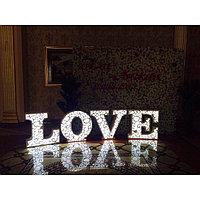 Буквы  Love  в аренду , фото 1