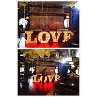Объемные буквы Love в Алматы, фото 1