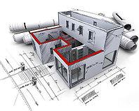 Проетирование системы отопления административных зданий