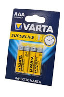 Батарейка VARTA SUPERLIFE AAA