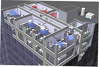 Проектирование систем кондиционирования административных зданий