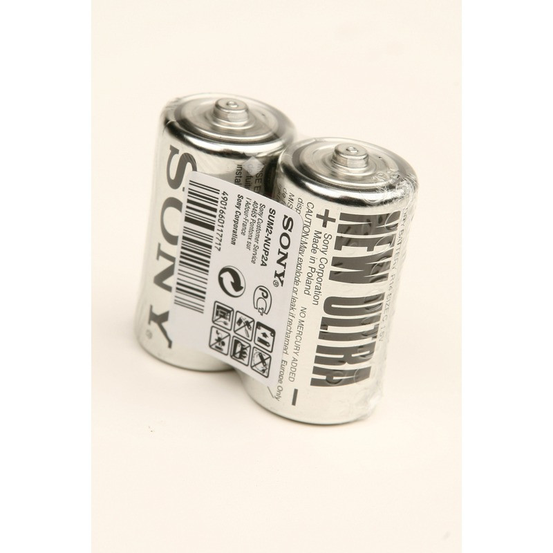 Батарейка SONY NEW ULTRA   С    R14