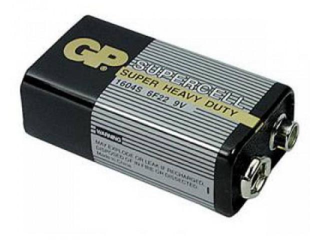 Батарейка GP 9v Supercell
