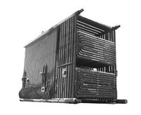 Трубная система котла КВГМ 6,5-150 (КВ-ГМ-7,56-150))