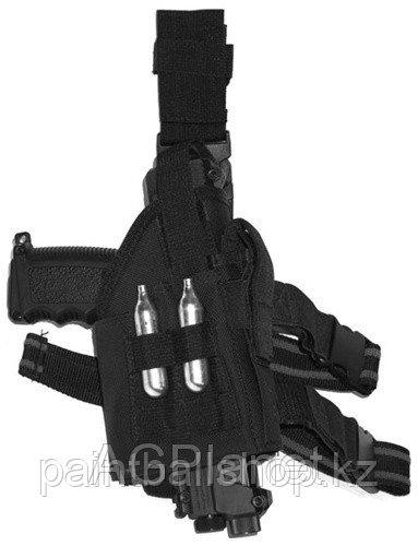 Кобура набедренная для пистолета TPX, черная