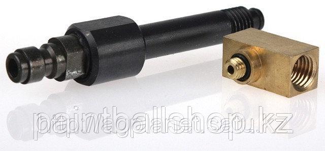 Адаптер для подключения внешнего балона через удлинитель для пистолета TPX