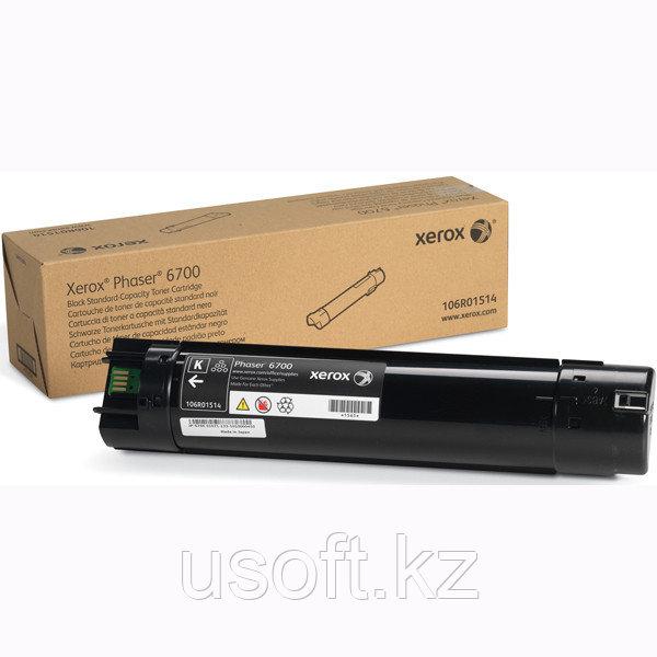 PC 6700 ТОНЕР-КАРТРИДЖ Black (7.1К) (106R01514)