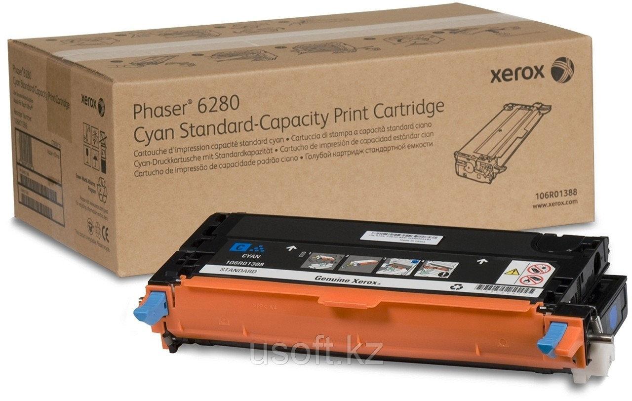 PC. 6280 ПРИНТ-КАРТРИДЖ Cyan (2,2k) (106R01388)