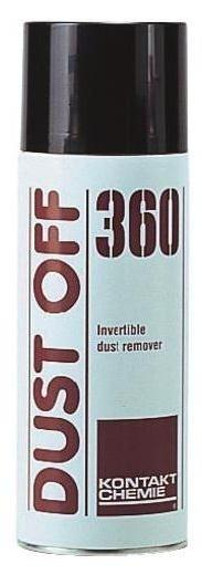 DUST OFF 360 Очиститель газом высокого давления, 200ml