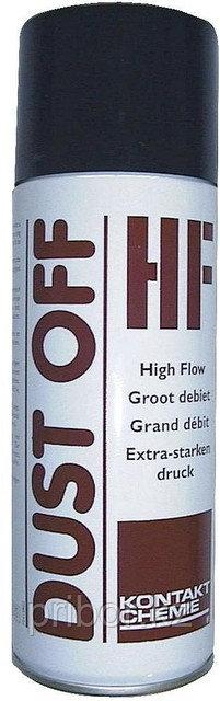 DUST OFF HF Очиститель газом высокого давления,  400ml