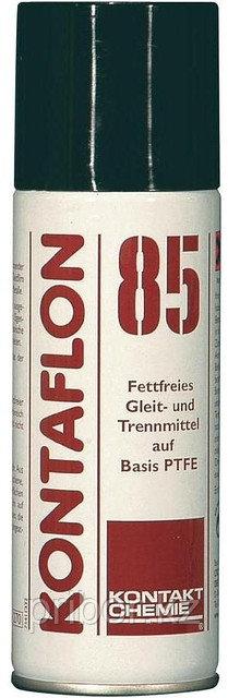 KONTAFLON 85 Сухая фторопластовая (тефлоновая) смазка, 200мл