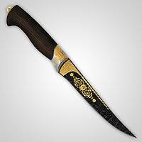 Нож «Малая Азия» люкс+