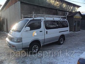 Микро автобус Toyota HiAce дизель