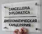 Таблички на двери из АКРИЛА, фото 4
