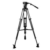 E-Image EI7061A2 Штатив профессиональный для видеокамеры и DSLR, фото 1