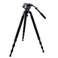 E-Image GH08+761AT Штатив профессиональный для видеокамеры и DSLR, фото 1