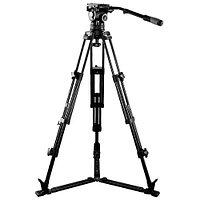 E-Image EI7083AA Штатив профессиональный для видеокамеры и DSLR, фото 1