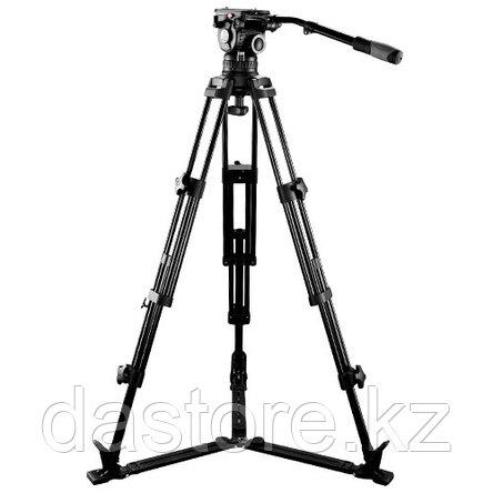 E-Image EI7083AA Штатив профессиональный для видеокамеры и DSLR, фото 2