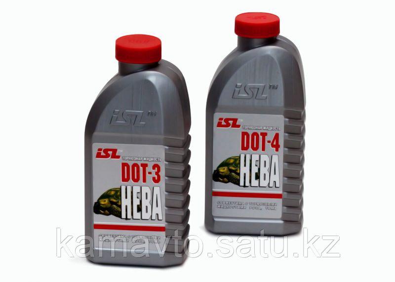 Тормозная жидкость ДОТ 3