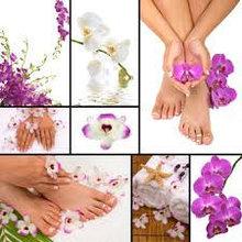 Профессиональная косметика для рук, ног и тела
