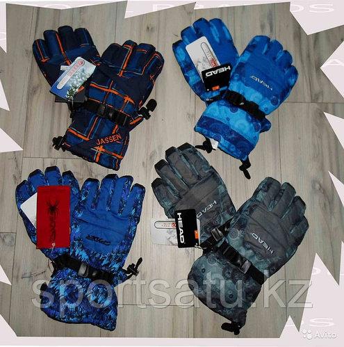 Лыжные перчатки оригинал JASSEN
