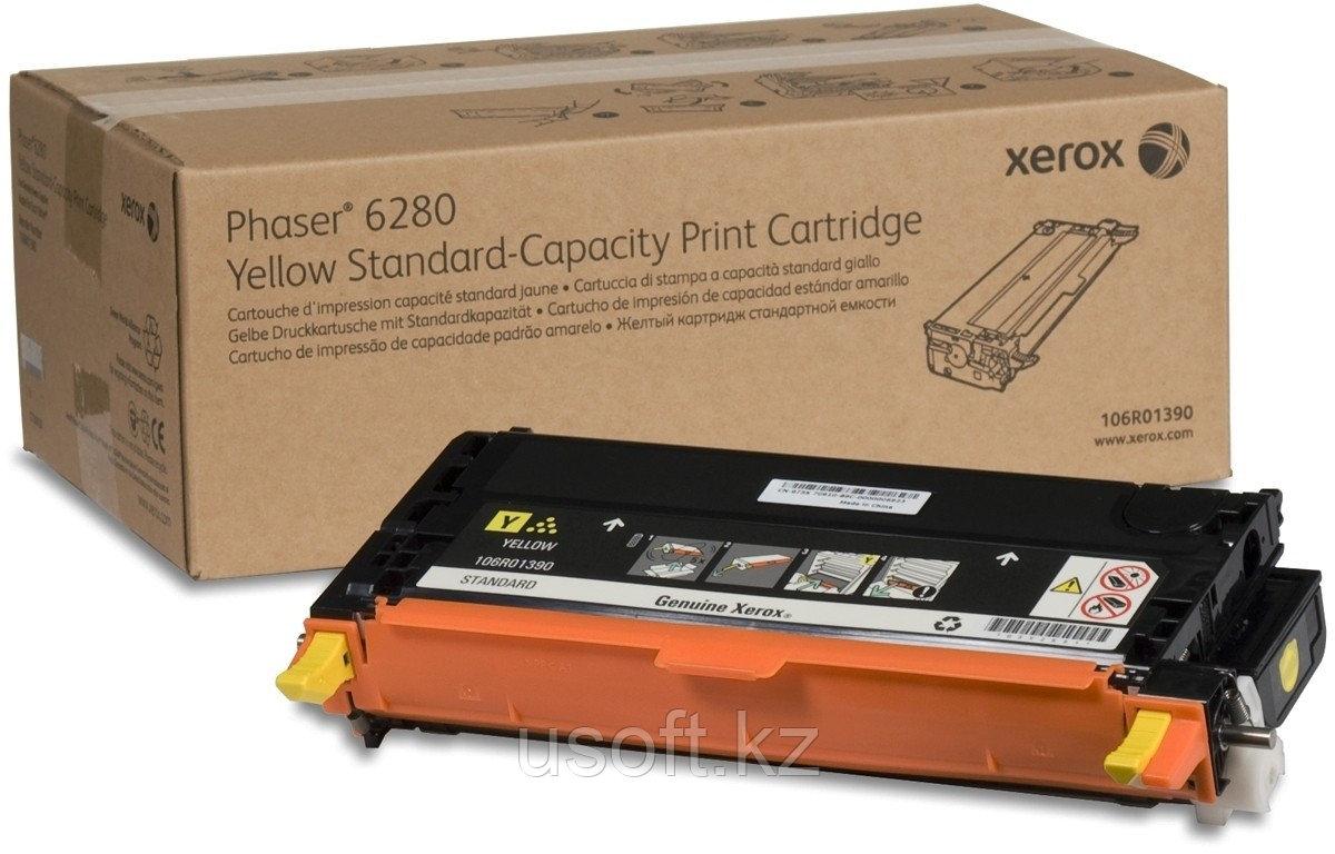 PC. 6280 ПРИНТ-КАРТРИДЖ Yellow (2,2k) (106R01390)