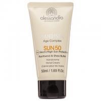ALESSANDRO Age Complex Sun50 (Крем против старения кожи рук с защитой SPF 50), 50 мл