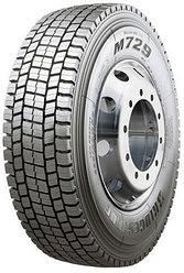 Шины 315/80 R22.5  M729 ведущие Bridgestone