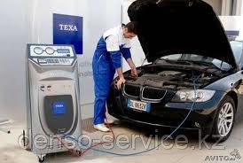 Заправка и ремонт автокондиционера