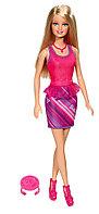 """Кукла Барби """"Модная одежда"""" с ярко-розовым кольцом"""